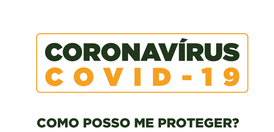 INFORMATIVO Nº 01 -COVID/19